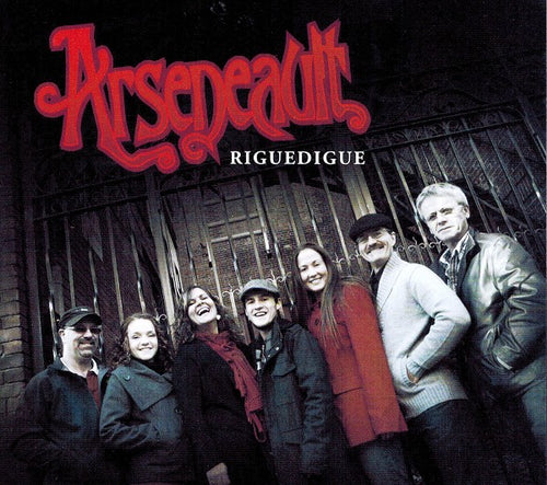 Arseneault / Riguedigue - CD