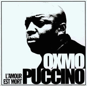 Oxmo Puccino / L'amour est mort - CD