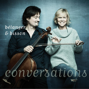 Anne Bisson & Vincent Bélanger / Conversations - LP