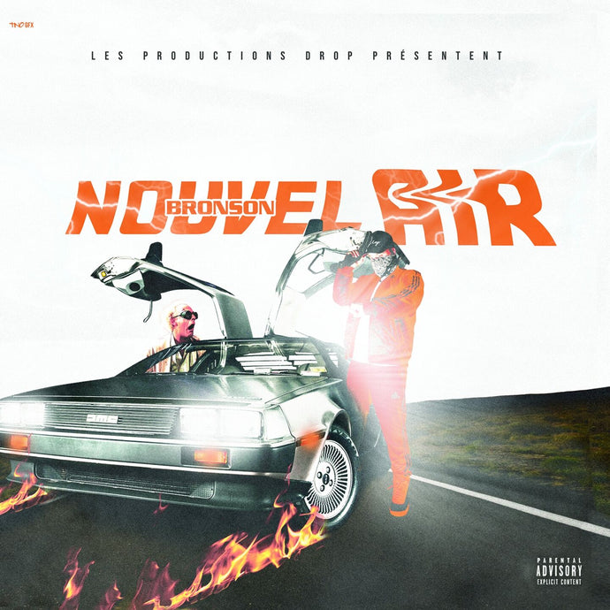Bronson / Nouvel Air - CD