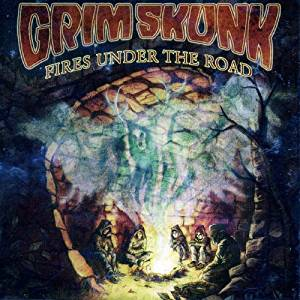 Grimskunk / Fires Under The Road - CD