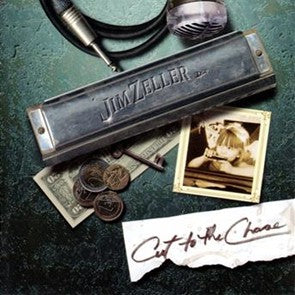 Jim Zeller - Cut To The Chase - CD
