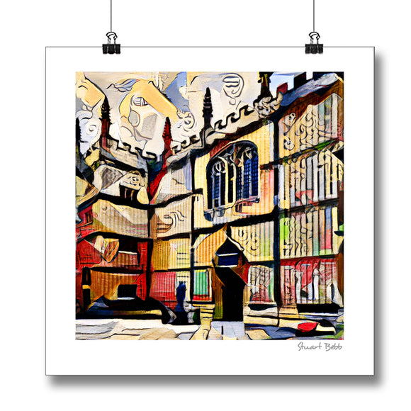 Oxford Art Prints