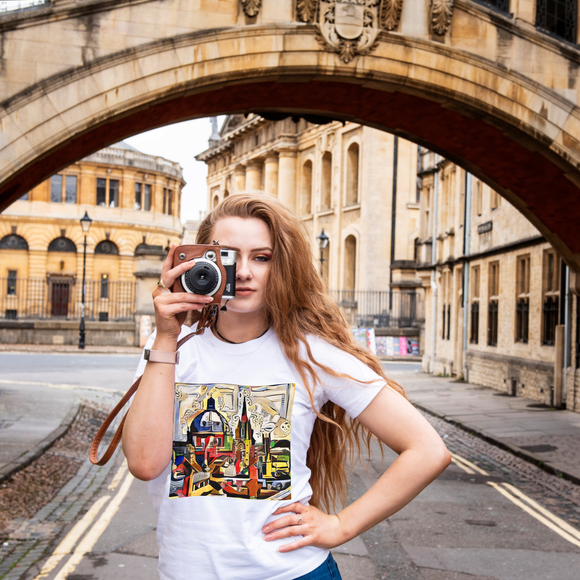 Oxford Camera T-shirts