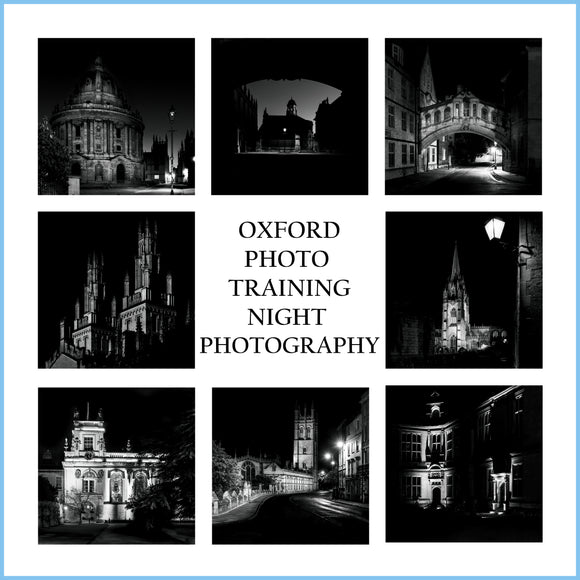 Photography Training Oxford Oxfordshire