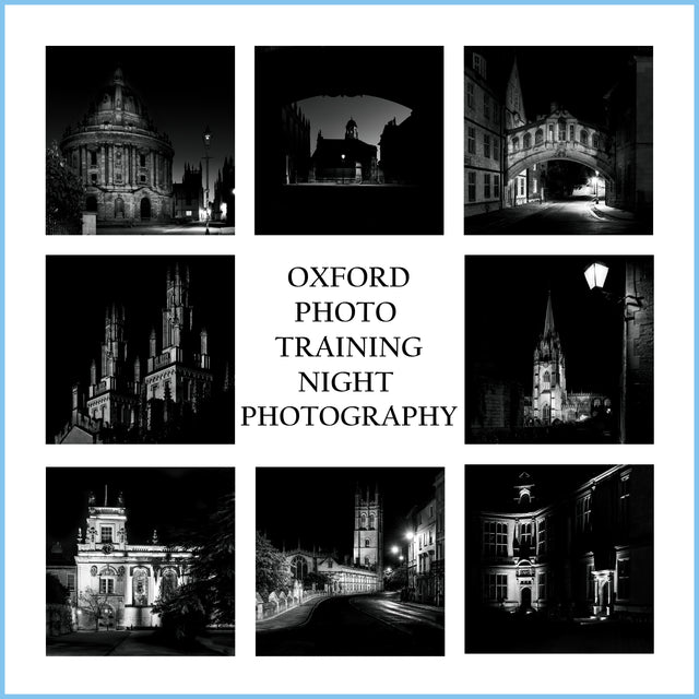 Photo training Oxford