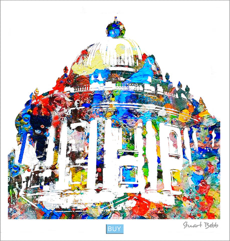 Oxford Art Prints Radcliffe Camera