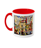 Jesus College Oxford University Alumni Mug