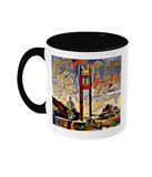 St. Catherine's College Oxford Mug