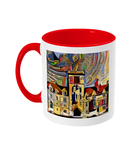 Balliol College Oxford Mug red