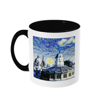Sheldonian Oxford Alumni Mug with black handle