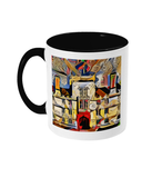 Wadham College Oxford mug black