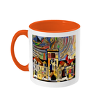 Balliol College Oxford Mug orange