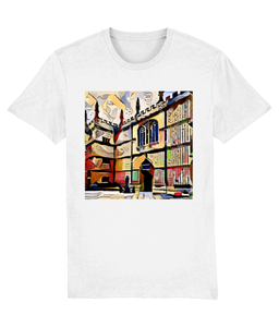Oxford T-shirt of Bodleian Libray