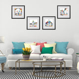 Avant-Garde art prints interior design