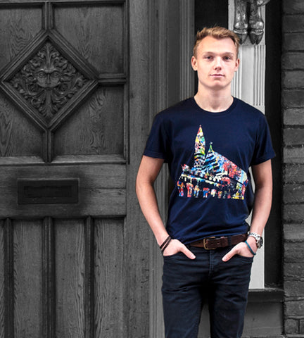 Balliol College Oxford University t-shirt