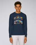 Bridge of Sighs Oxford Avant-Garde Sweatshirt