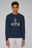 Christchurch College Oxford mens sweatshirt