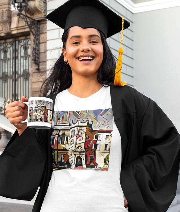 Oxford graduation t-shirt