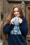 Oxford University Alumni sweatshirt and mug