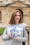 Radcliffe Camera Oxford Alumni sweatshirt and mug