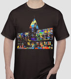Natural History Museum Oxford black t-shirt