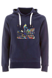 Oxford University Museum of Natural History  Varsity Hoodie