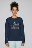 Museum Natural History navy sweatshirt