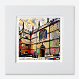 Bodleian Library Oxford Art Print