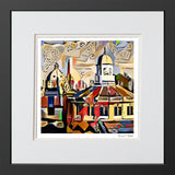 Modern art prints Oxford