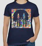 Oxford T-shirts All Souls College - Navy