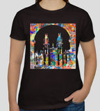 Oxford T-Shirt All Souls College - Black