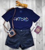 Oxford University t-shirts, ideal graduation gift or souvenir