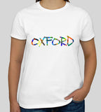 Oxford t-shirt white
