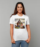 Oxford T-shirts ladies with Radcliffe Camera design