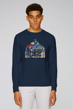 Radcliffe Camera varsity mens sweatshirt