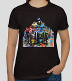 Oxford University t-shirt Radcliffe Camera black t-shirt, ideal graduation gift or souvenir