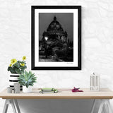 Black & White fine art print Radcliffe Camera Oxford