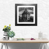 Black and white fine art print Radcliffe Camera Oxford