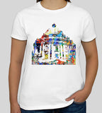 T-shirt Oxford University Radcliffe Camera white t-shirt, ideal graduation gift or souvenir