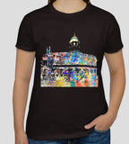Sheldonian Oxford black t-shirt
