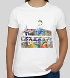 Sheldonian Oxford white t-shirt