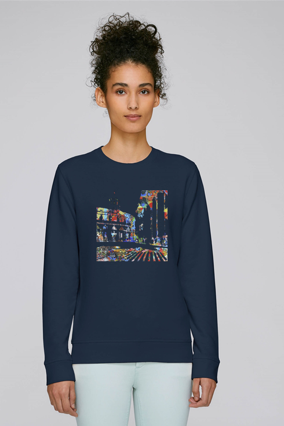 Sheldonian Oxford varsity sweatshirt