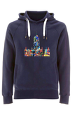 Christ Church college Oxford Hoodie