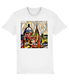 Oxford Contemporary Art printed onto T-shirt
