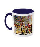 Balliol College Oxford Mug blue