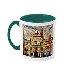 Jesus College Oxford Mug