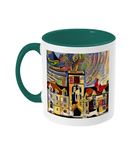 Balliol College Oxford Mug green