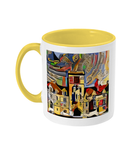 Balliol College Oxford Mug yellow