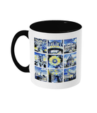 Oxford University Alumni Mug with black handle